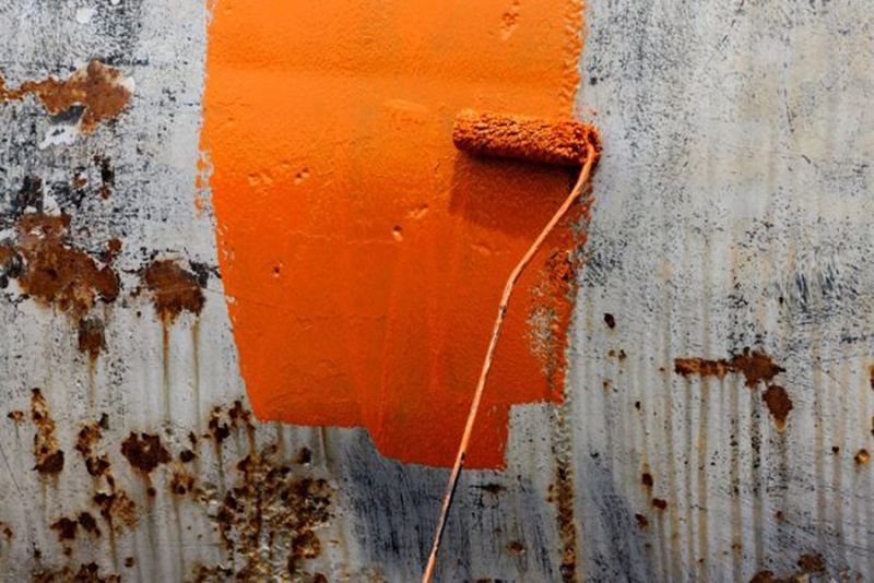 Description: The Right Anti Corrosion Coating for Steel   CoatingPaint.com